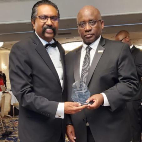 Dr. Moono ZANUS Award