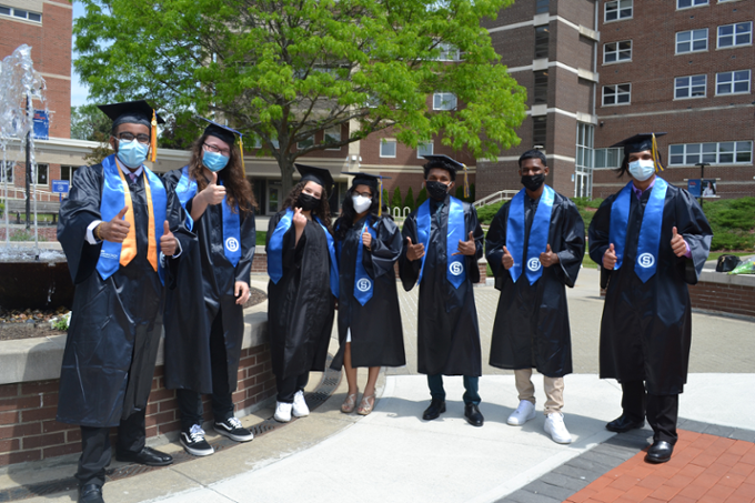 Smart Transfer graduates